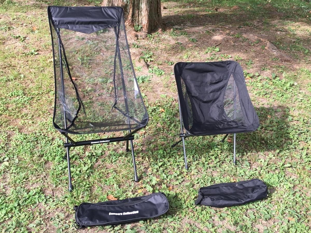 キャンプ用の軽量チェア選び。耐久性や強度で比較すると、その構造は?