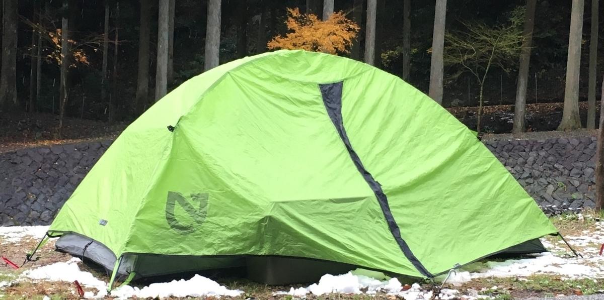 冬のキャンプの防寒対策