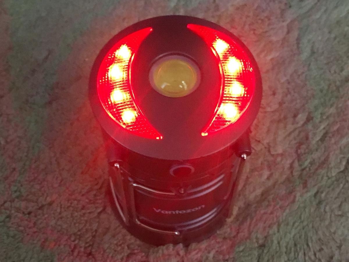格安LEDランタンの使い方