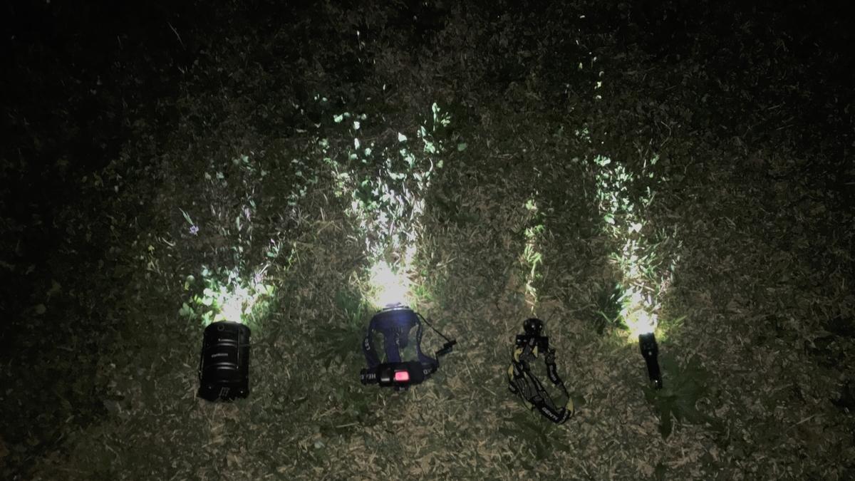 キャンプで便利な格安LEDライトの比較