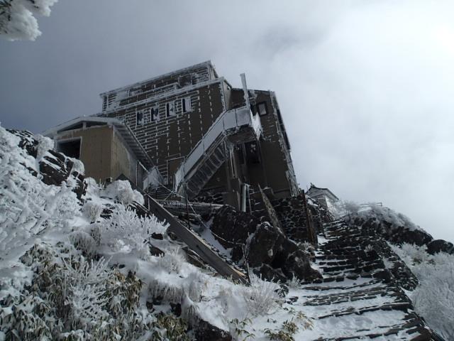 山頂の写真1
