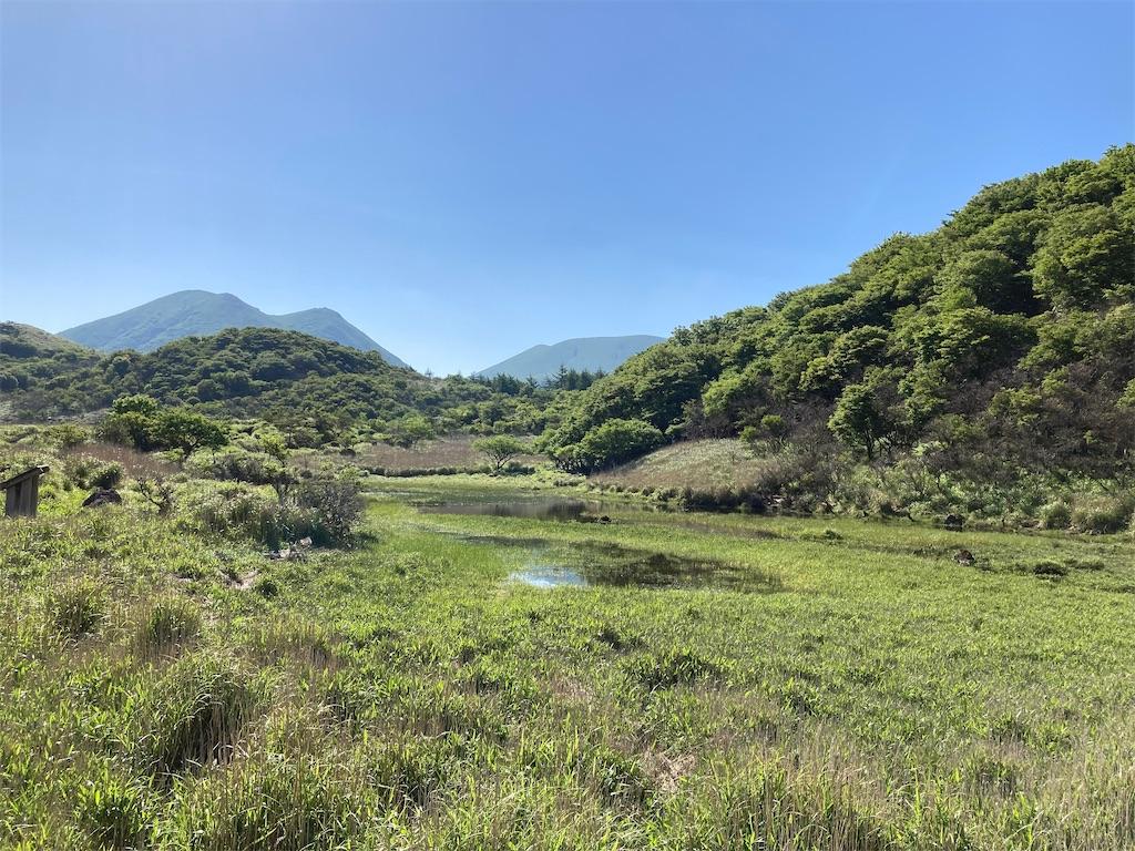 雨ヶ池の写真2