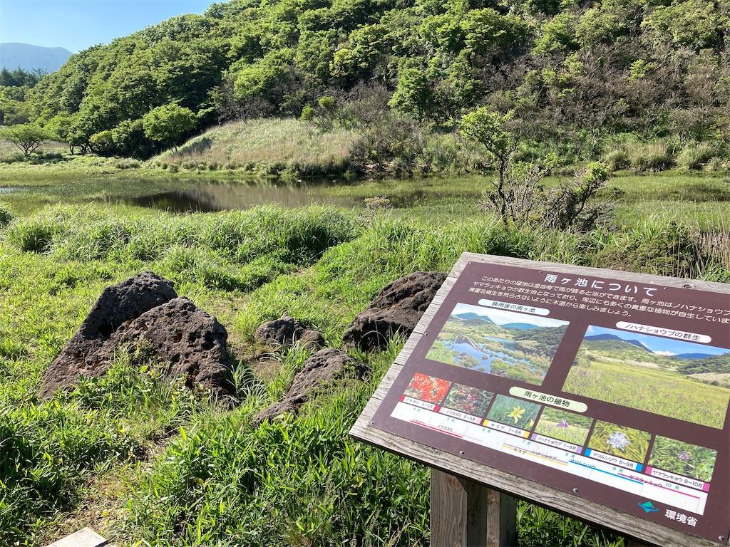 雨ヶ池の写真3