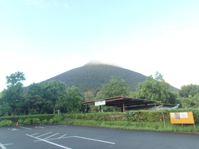 登山口の写真