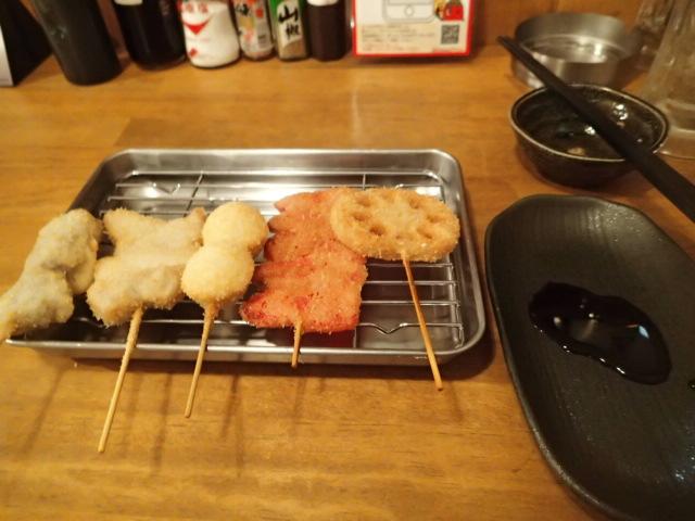 夕食の写真1