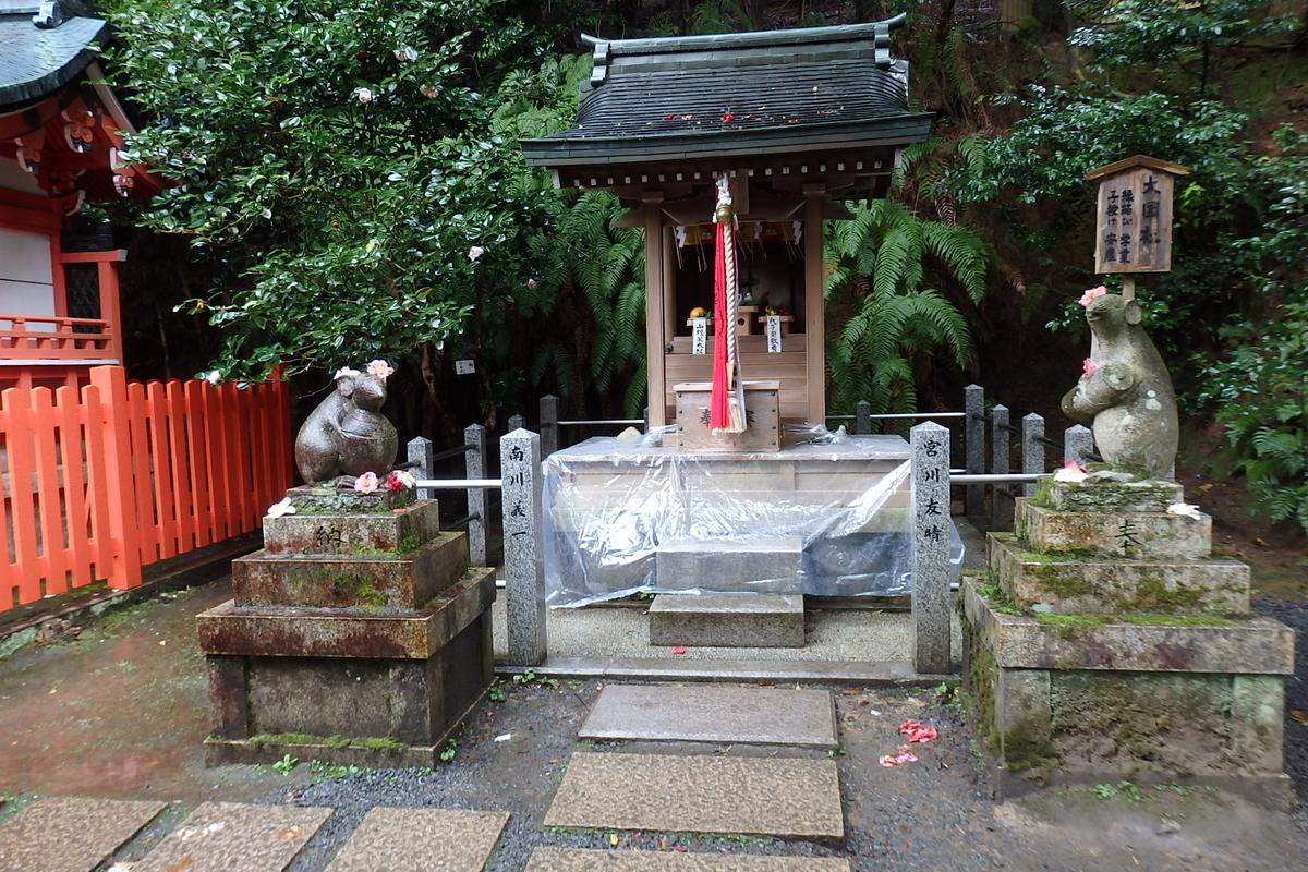 哲学の道 京都 大豊神社