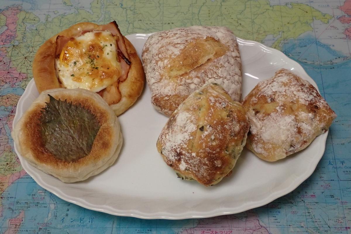 ヴィゼポレール チャバタ パン お花茶屋