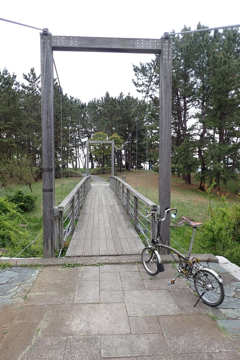 葛西臨海公園 ブロンプトン