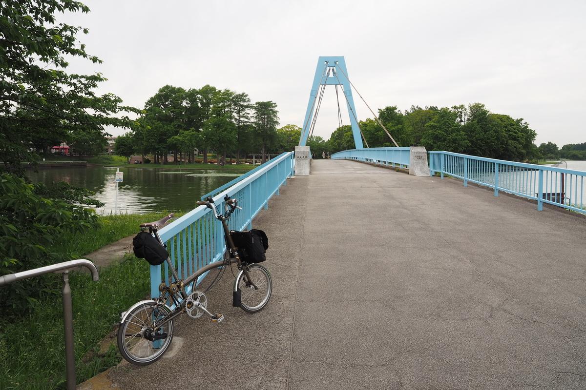 水元大橋 水辺公園