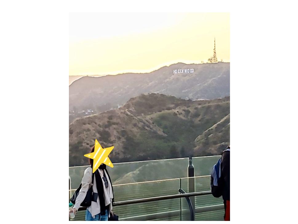 グリフィス天文台 ハリウッド・サイン
