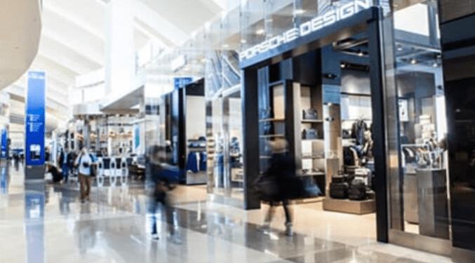 ロサンゼルス国際空港の制限エリア