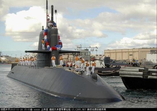 日本放弃远洋重点紧盯中国潜艇 不惜采取这种手段