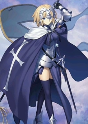 Fate/Grand Orde ジャンヌ