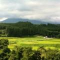 那須高原は曇り空(15時頃iPhoneで撮影)