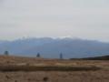 霧ヶ峰高原から甲斐駒と南アルプス方面を望む
