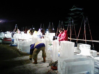 氷彫フェスティバル01