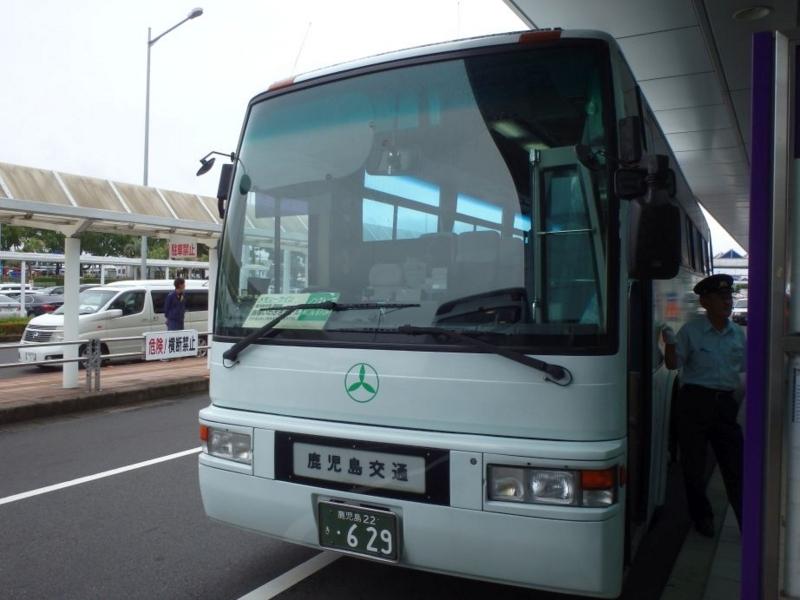 指宿いわさきホテル行(鹿児島交通)
