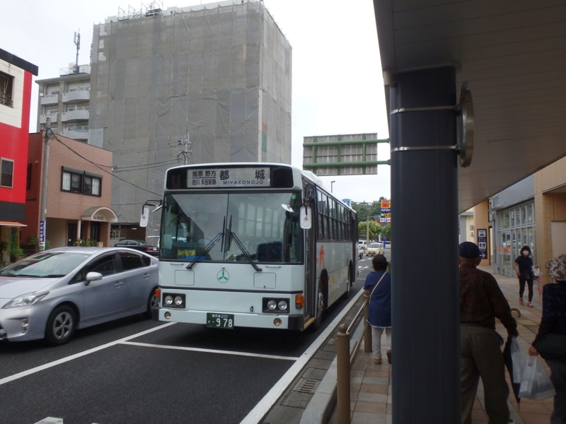 三州自動車都城行バス(鹿屋)