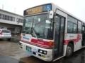 [路線バス]甘木営業所から出発する博多駅行