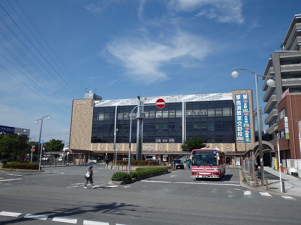 交野市駅の駅ビル