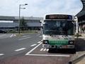 [路線バス]奈良交通 針インター行