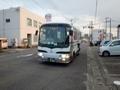 [路線バス]三重交通 平田町駅行