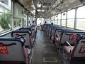 [路線バス]桑名駅前行のバス車内