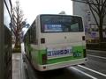 [路線バス]67系統藤の木循環(富山駅前バス停)