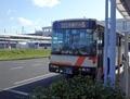 [路線バス]下電バス 与島第二駐車場前行