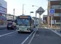 [路線バス]せとうちバス 新居浜営業所行
