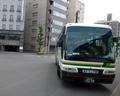 [路線バス]せとうちバス 松山市駅行