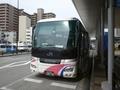 [路線バス]西日本JRバス 大阪駅JR高速BT行
