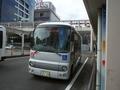 [路線バス]とよたおいでんバス どんぐりの湯前行