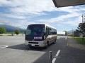 [路線バス]豊丘村 村営バス 堀越経由役場行
