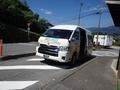 [路線バス]松川町 まつかわフルーツバス 清流苑行