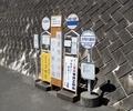 [バス停]伊那大島駅前バス停群