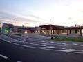 [駅]早朝の駒ケ根駅