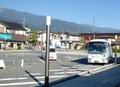 [路線バス]いいちゃんバス 病院線 昭和伊南総合病院行