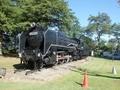 [鉄道]共楽園の蒸気機関車
