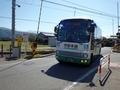 [路線バス]伊那地域定住自立圏縦断バス ベルシャイン伊北店前行