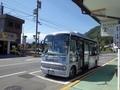 [路線バス]伊那市 長谷循環バス 岩入行