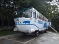 [船]水陸両用バス「KABA」