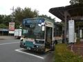 [路線バス]西武バス 狭山市駅西口行