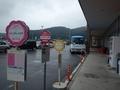 [路線バス][バス停]栃木市 ふれあいバス 大平線 カインズモール大平行とバス停