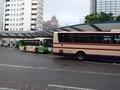 [路線バス]都バスカラーの福島交通バス