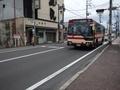[路線バス]福島交通 福島駅東口行