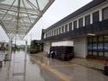 [駅]雨の二本松駅