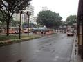 [バス停][路線バス]朝の福島駅東口ロータリー