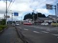 [路線バス]白石方面から来た村田営業所行