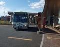 [路線バス][バス停]岩手県交通 大迫バスターミナル行